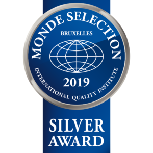 15. Silver Quality Award from Monde Selection 2019